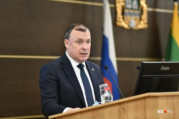 Два месяца Алексей Орлов исполнял обязанности мэра