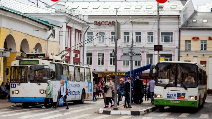 Деньги тратятся впустую: в Ярославле сорвали сроки переделки трамвайного депо под троллейбусы. Снова