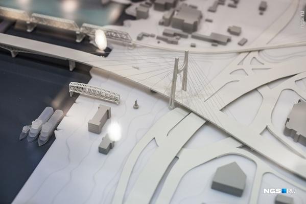 Вокруг стройки моста появляется всё больше проблем: стало известно о замене материалов на более дешевые и просадке труб коллектора