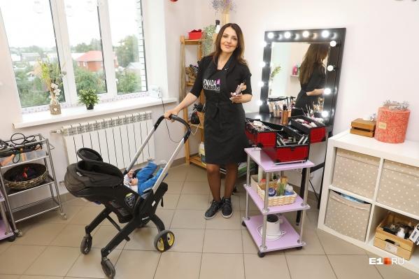 Василина много работала и не могла представить, как будет находить время для семьи