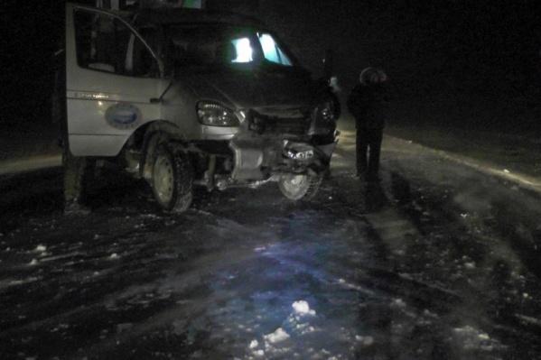 Водитель устроил смертельное ДТП, будучи за рулем этого «Валдая»