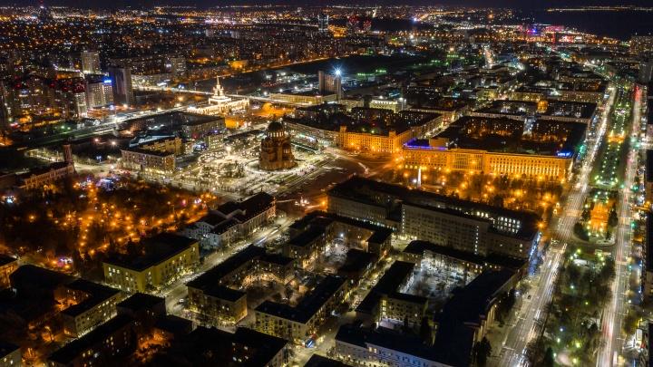 Плац в окружении фонтанов и катальп: как изменится главная площадь Волгограда после реконструкции