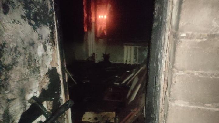 В Башкирии при пожаре погибла 4-летняя девочка, еще пострадали младенец и подросток