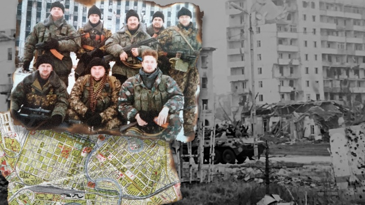 «Вот пусть СОБР и воюет»: вспоминаем, как 25 лет назад спецназовцы отстояли Грозный