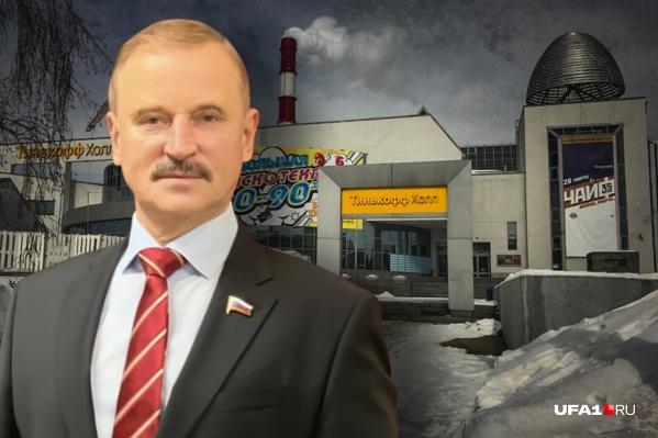 Уфимец обвинил депутата Госдумы Сергея Веремеенко в том, что он присвоил его бизнес