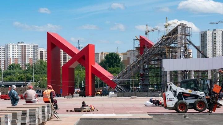 Илья Середюк рассказал о строительстве Московской площади и дороге-дублере Притомского