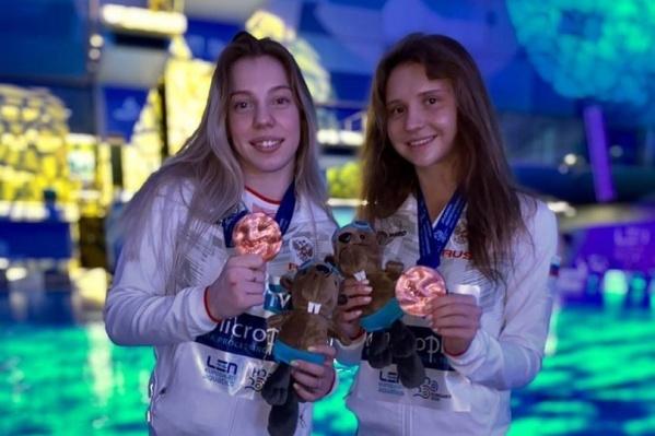 Ульяна и Виталия — победоносный тандем сборной России
