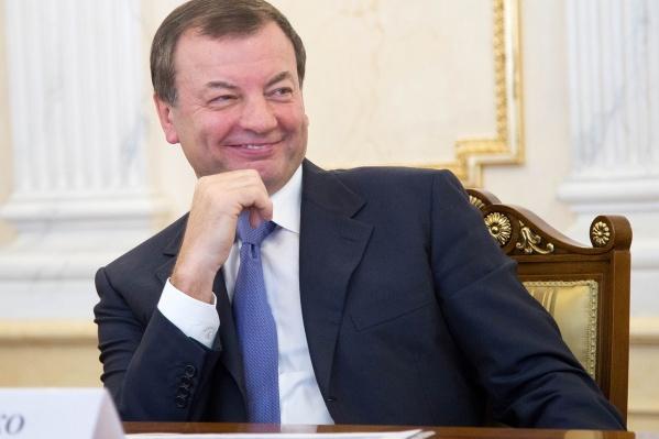 Сергей Кущенко может стать почетным жителем Перми