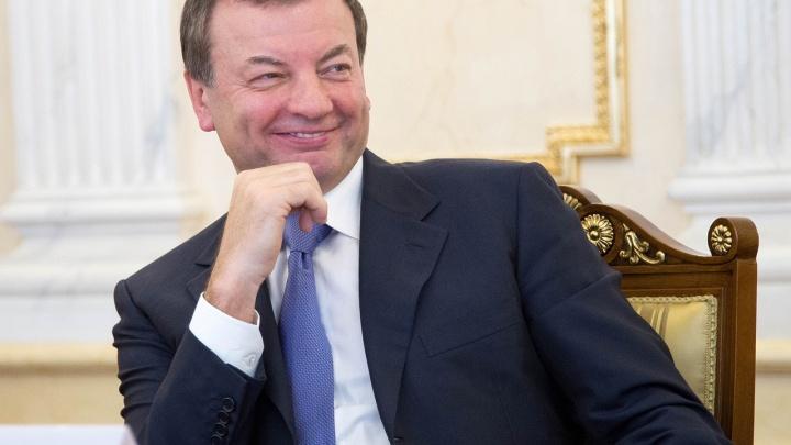 Основателя БК «Урал-Грейт» Сергея Кущенко выдвинули на звание «Почетный гражданин Перми»