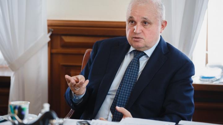 Губернатор объяснил, зачем в Кузбассе создали правительство и изменили систему управления регионом
