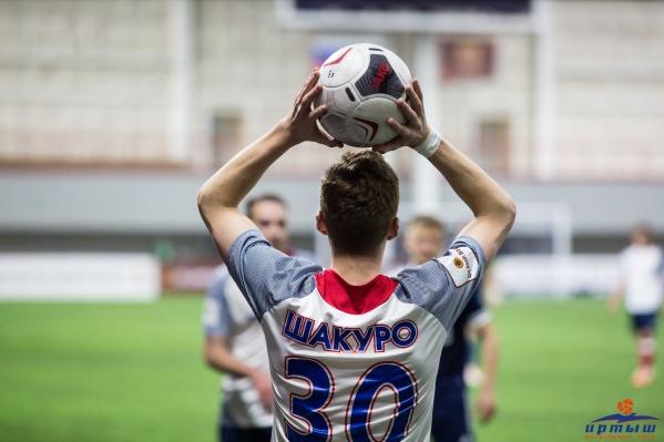 Футболисты «Иртыша» не могут поразить чужие ворота самостоятельно уже четвертый матч подряд