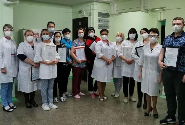 В Красноярске закрылись два ковидных госпиталя