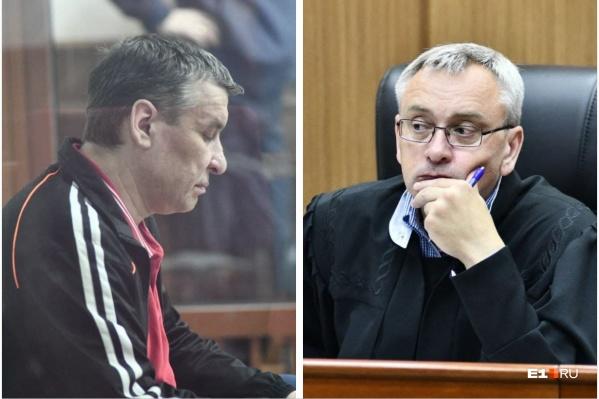 Судья Павел Неретин отказался закрывать заседания от прессы