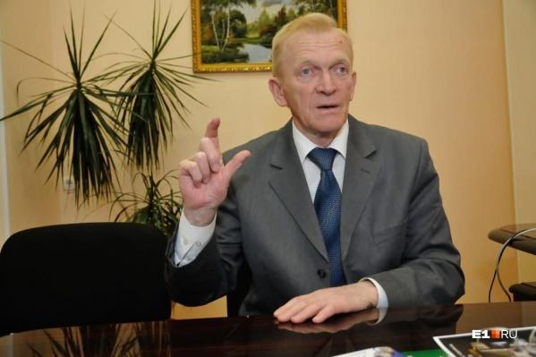 Александр Харитонов — главный врач Городского центра медицинской профилактики