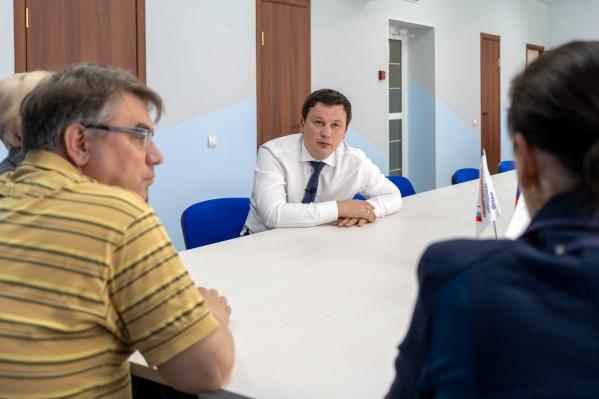 19 мая в офисе пермского ОНФ состоится встреча с учеными по тематической площадке ОНФ «Наука», к работе которой приглашен Антон Немкин
