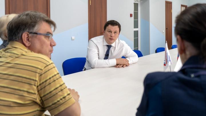 Помощь районным СМИ и школы IT: стало известно, какие проекты будет реализовывать в Прикамье Антон Немкин