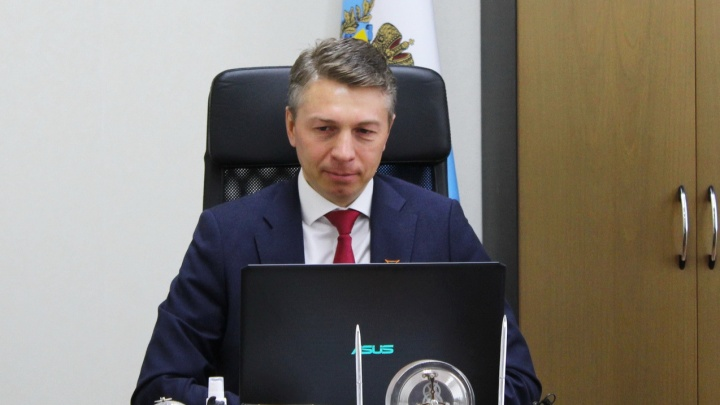 Экс-главу Котласа Андрея Бральнина заключили под стражу на два месяца