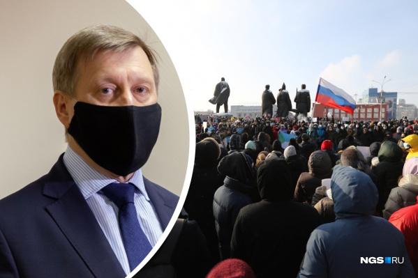 Прошлый митинг в поддержку задержанного и арестованного Алексея Навального состоялся на прошлых выходных. Сразу после этого активисты анонсировали новую протестную акцию