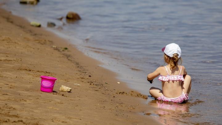 Кишечная палочка всюду: в Ярославле разрешили купаться только на одном пляже