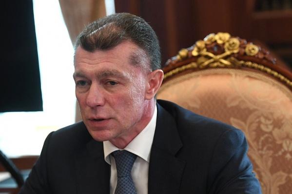 Топилин возглавил ПФР после рокировки правительства в начале прошлого года