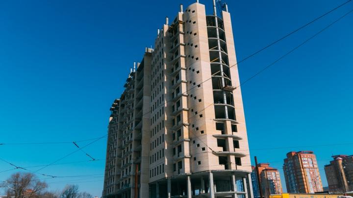 Доходный дом XXI века: как в Омске строят съемное жилье нового типа