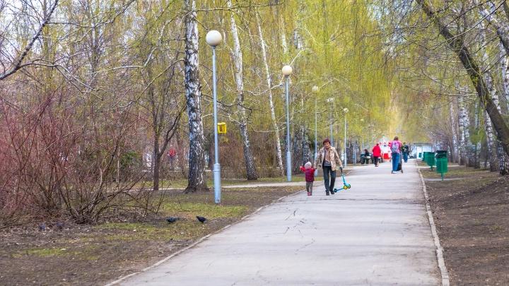 Парк Щорса или Воронежские озера? Самарцев просят выбрать территории для благоустройства