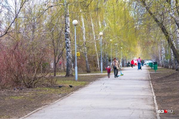 Жители будут выбирать между парками и скверами