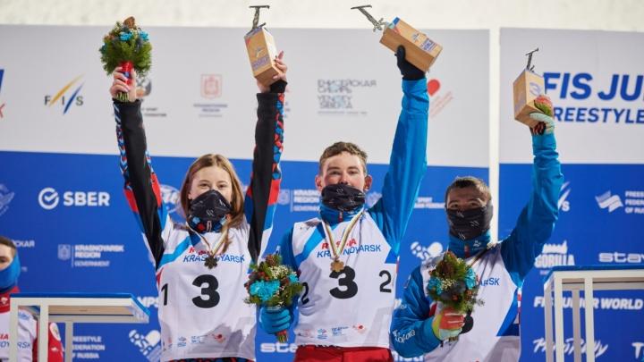 Сбер поддержал первенство мира по фристайлу и сноуборду — 2021