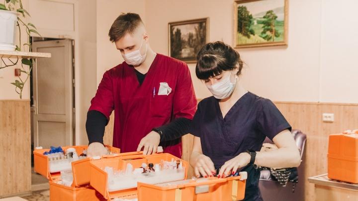 В Югру привезли 15 тысяч доз вакцины от коронавируса, 75% уже использовали
