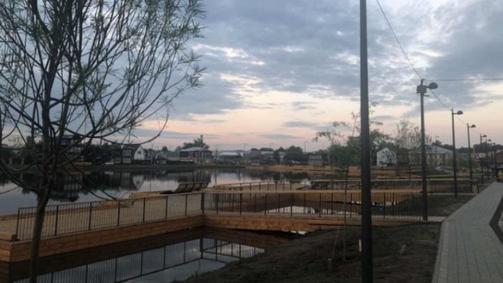 СК возбудил дело из-за мошенничества при благоустройстве Кабацкого озера