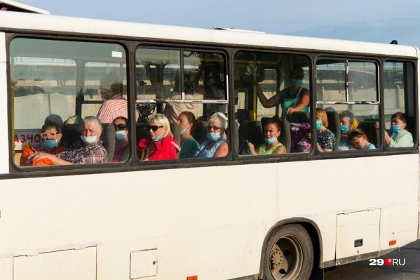 Расплачиваться за проезд по смартфонам теперь нельзя не только в пригородных автобусах