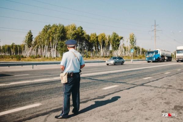 Сотрудники полиции нашли водителя трактора, который скрылся с места ДТП