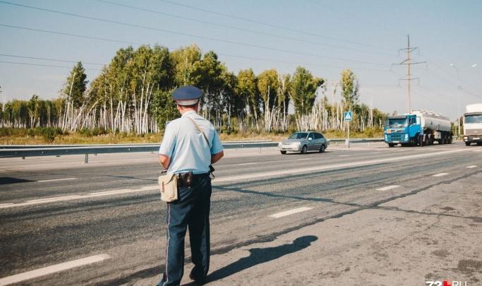 В Тюменской области пьяный тракторист насмерть сбил человека и скрылся с места аварии