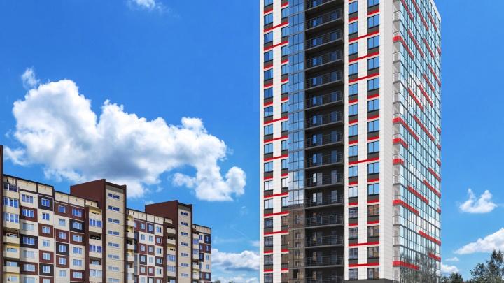 В новостройке в центре Родников покупателям квартир дают бесплатную кладовую на этаже