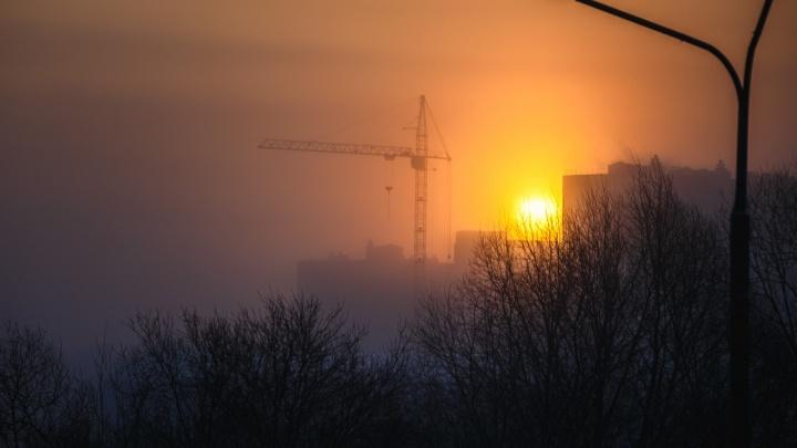 В четырех районах Кузбасса ввели режим «черного неба»
