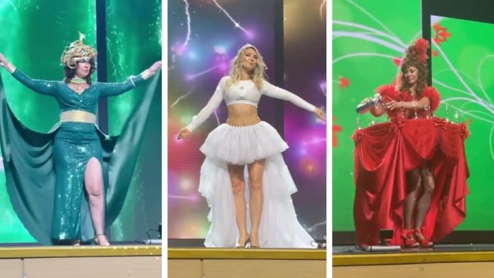 Состоялся финал «Миссис Красноярск — 2021», победительница поедет на международные состязания