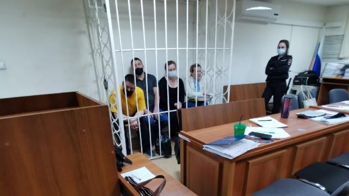 Частичное признание вины и справедливое наказание: заявления фигурантов дела «Зимней вишни» в суде