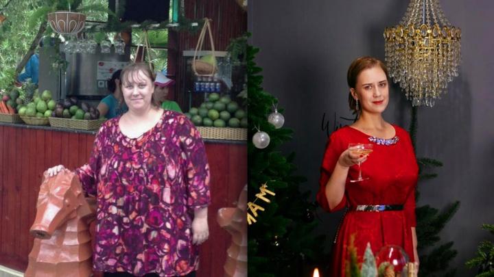 «Поставила на себе крест»: 25-летняя сибирячка поправилась до135кг, ей уменьшили желудок, но помогло совсем другое. Фото до и после