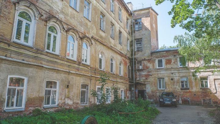 Пермские дворики, спрятанные в центре. Угадайте, где они находятся (тест с фото)