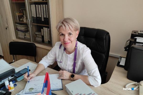 Марина Бурундукова уверена, что онкогематологические заболевания могут заподозрить по анализу крови любые врачи