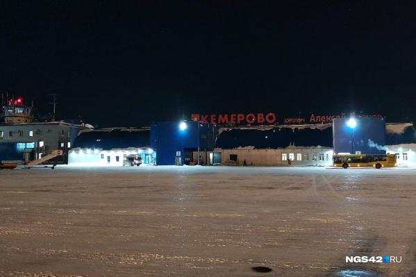 """Международные полеты из Кемерово должны были начаться <nobr class=""""_"""">с 27 апреля</nobr>, но Турцию внезапно закрыли"""