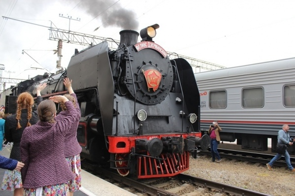Поезд проедет более 33 500 км