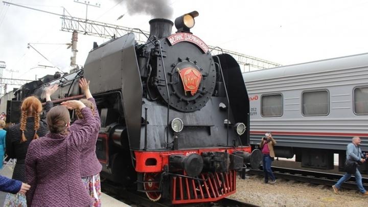 В Краснодар приедет поезд-выставка Минобороны РФ, из-за него перекроют подъезд к ж/д вокзалу