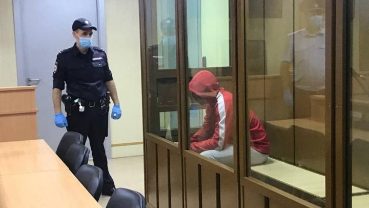 Предполагаемого убийцу Насти Муравьёвой в Тюмени отправили в СИЗО