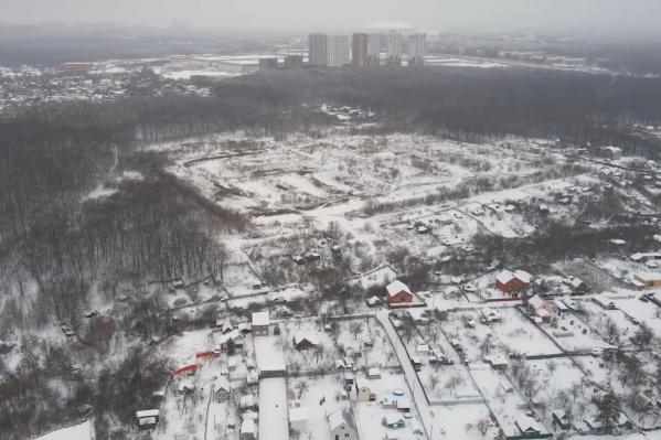 На месте военной части построят 7 многоэтажек