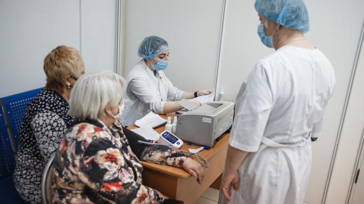 В Кузбассе за сутки COVID-19 заболели 65человек, еще2 скончались