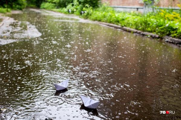 В День Победы в Ярославле будет прохладно и дождливо
