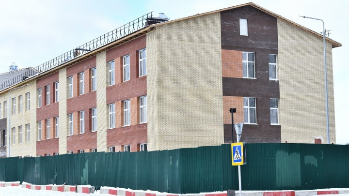 В Ярославле школу, на которую потратили больше полумиллиарда рублей, откроют этой осенью