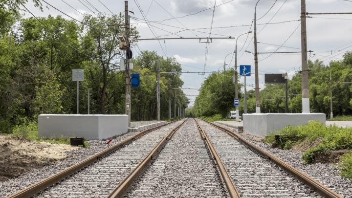 В Волгограде сорваны сроки реконструкции скоростного трамвая