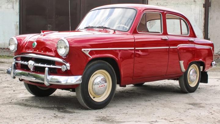 Что продают новосибирцы: легендарный «ЛэндКрузер80» замиллион, «Гелик» с2-летним пробегом и «Москвич» 1959года